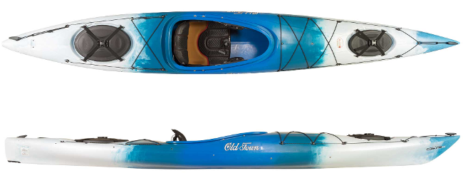 Image of the  Castine 145 Kayak