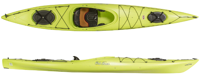 Image of the  Castine 140 Kayak