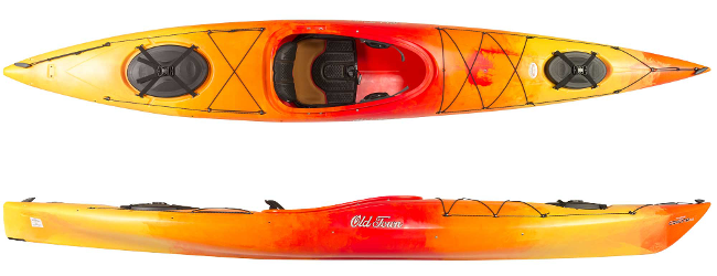 Image of the  Castine 135 Kayak