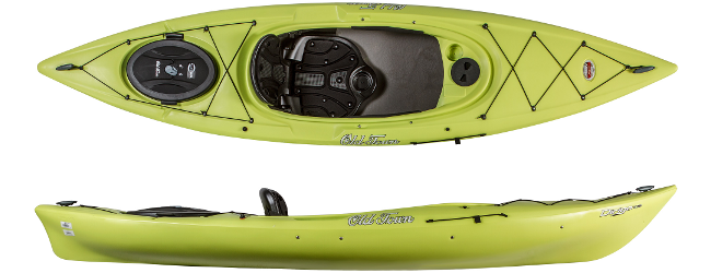 Image of the  Dirigo 106 Kayak