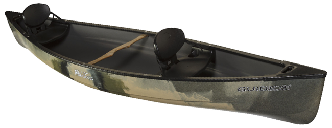Image of the  Guide 147 Canoe