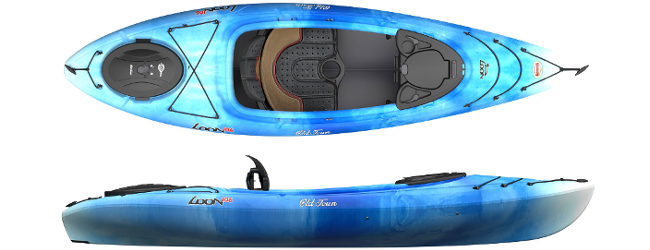 Image of the  Loon 106 Kayak