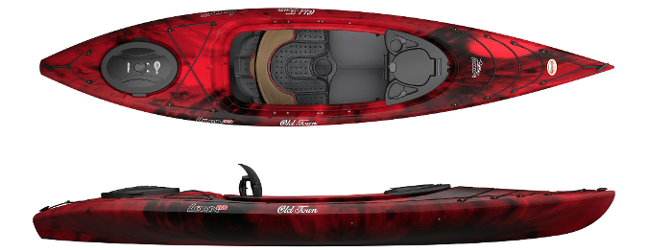 Image of the  Loon 120 Kayak