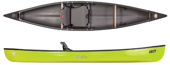 Image of the  Next Kayak