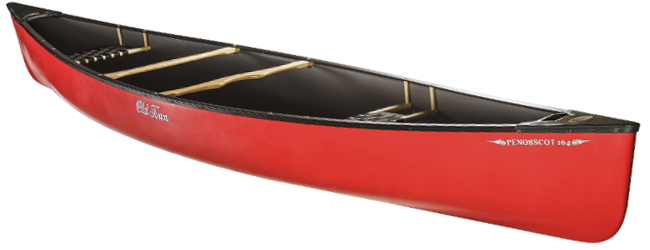 Penobscot 164 in Red