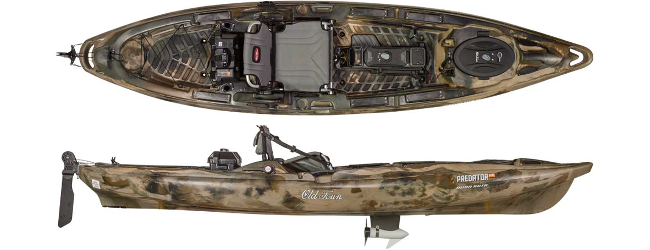 Image of the  Predator MK Kayak