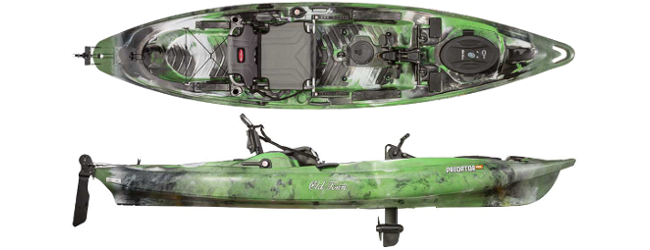 Image of the  Predator PDL Kayak