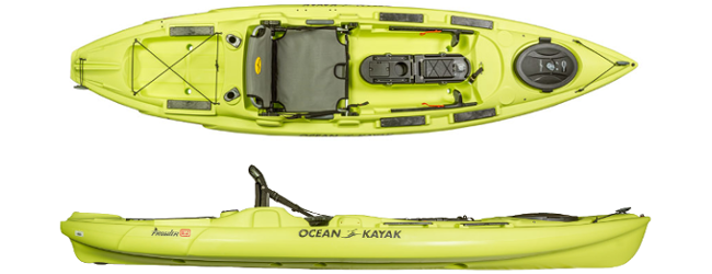 Image of the  Prowler Big Game II Kayak