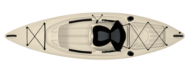 Image of the  Sierra 10 Kayak