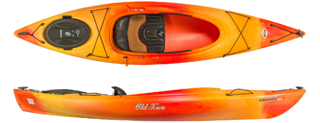Image of the Old Town Kayaks Sorrento 106 Kayak