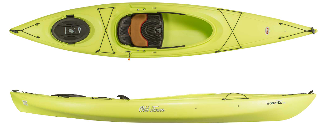 Image of the  Sorrento 126 Kayak