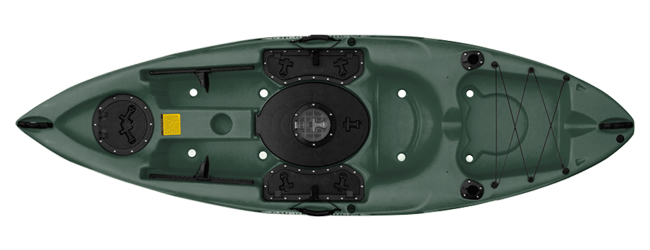Image of the  Stealth 9 Kayak
