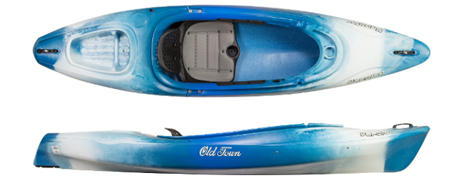 Image of the  Vapor 10 Kayak