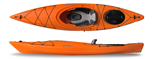 Image of the  Aventura 110 Kayak