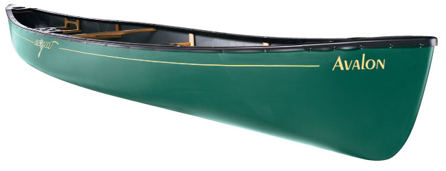 Image of the Esquif Avalon Canoe
