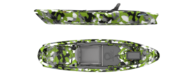 Image of the 3 Waters BigFish 105 Kayak