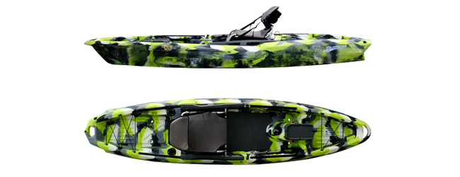 Image of the  BigFish 120 Kayak