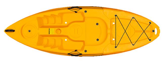 Image of the Xplor California Kayak