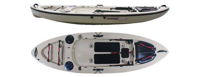 Image of the  Chupacabra Kayak