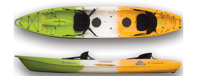 Image of the  Corona Kayak
