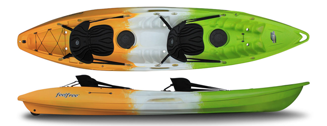 Image of the  Gemini Kayak