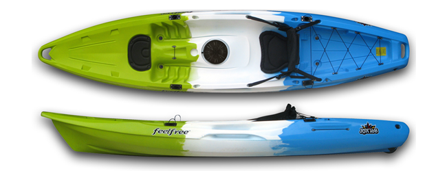Image of the  Juntos Kayak