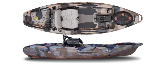 Image of the  Lure 10 Kayak