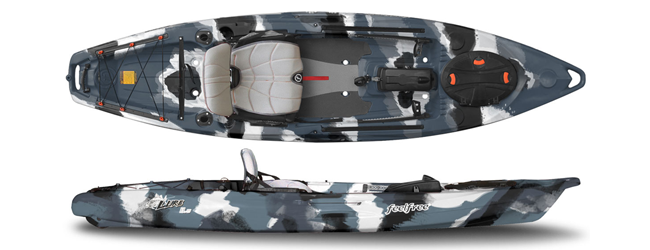 Image of the  Lure 11.5 Kayak