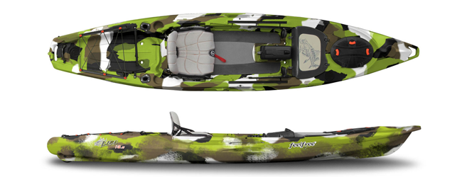 Image of the  Lure 13.5 Kayak