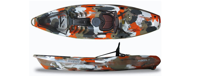 Image of the Feel Free Moken 10 Kayak
