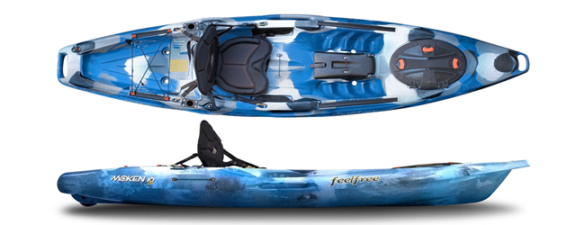 Image of the  Moken 10 Lite Kayak