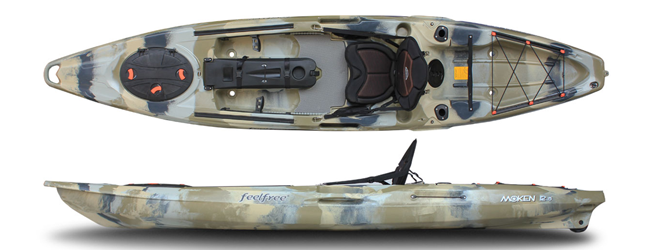Image of the  Moken 12.5 Kayak