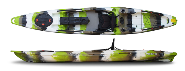 Image of the  Moken 14 Kayak