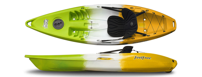 Image of the  Move Kayak