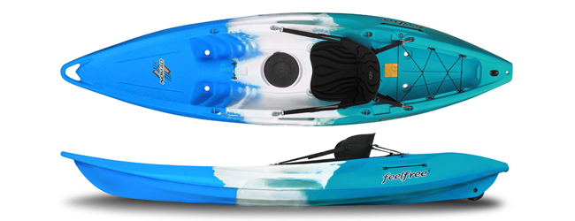 Image of the  Nomad Kayak