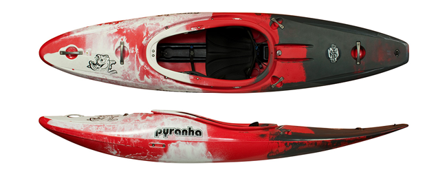 Image of the Pryanha Ripper Kayak