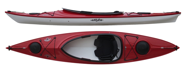 Image of the  SandPiper Kayak