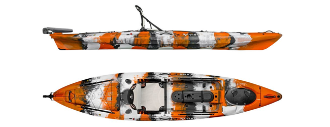 Image of the  SeaGhost 130 Kayak