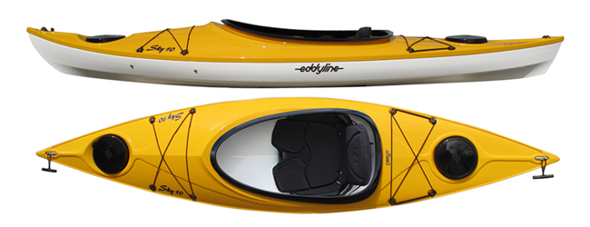 Image of the Eddyline Sky 10 Kayak