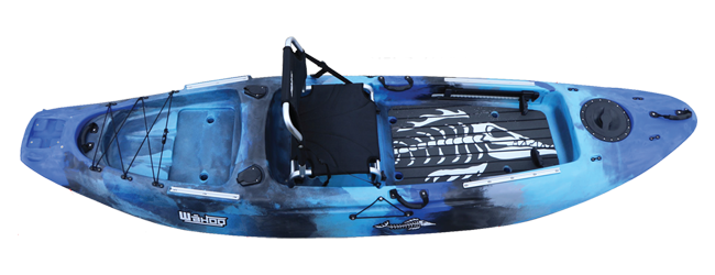 Image of the  Wahoo 10.5 Kayak