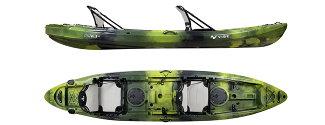 Image of the  Yellowfin 130T Kayak